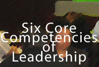 six core competencies of leadership